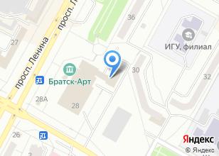 Компания «SVS» на карте
