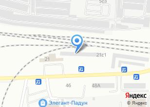 Компания «Хозяин» на карте