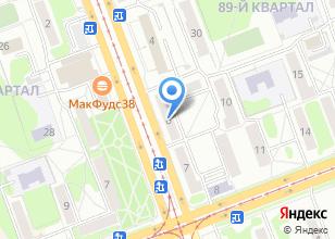 Компания «Инструмент-Профи» на карте