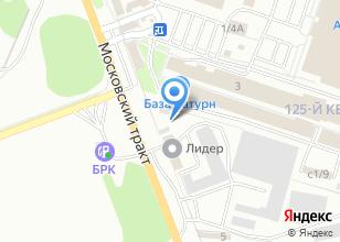 Компания «Электро-Дом38» на карте