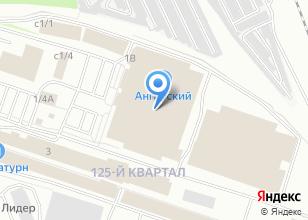 Компания «ЭлектрикА+» на карте