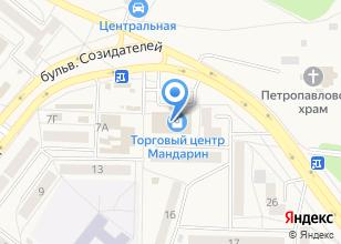 Компания «Волкова Д.А» на карте