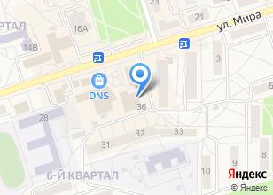 Компания «ЭЛЕКТРОТОРГ» на карте