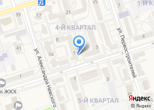 Компания «Сантэль» на карте