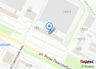 Компания «Мдм-техно торговая компания» на карте