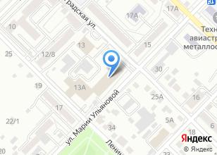 Компания «Адамант» на карте