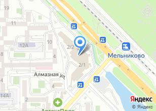 Компания «Байкал-Ирбис» на карте