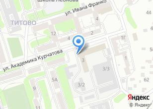 Компания «Автоматика ТР» на карте