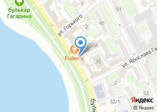 Компания «СибТехноЛес» на карте
