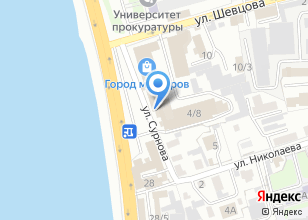 Компания «Востсибинструмент» на карте