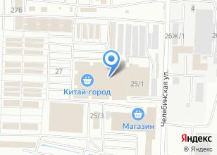 Компания «Ванны» на карте