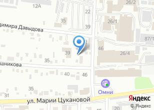 Компания «Элит-Эл» на карте