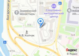 Компания «СВЕТский» на карте