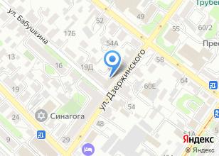 Компания «Дарума-Байкал» на карте