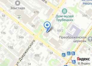 Компания «Айстрим» на карте
