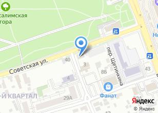Компания «Асф-трэйд» на карте
