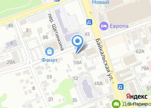 Компания «Центр по ремонту стальных и чугунных ванн» на карте