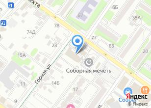 Компания «ЕВРО-САНТЕХНИКА» на карте