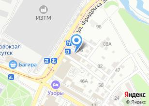 Компания «СтройКлимат» на карте