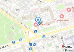 Компания «Ангара видеонаблюдение» на карте