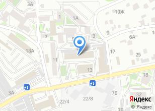 Компания «Горд» на карте