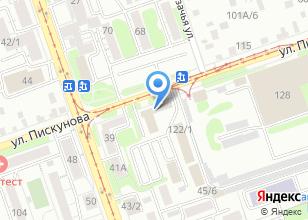 Компания «РегионСнаб.ру» на карте