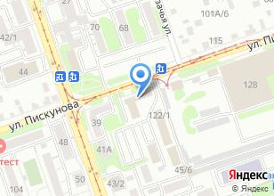 Компания «Горный исток» на карте