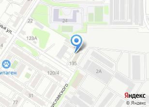 Компания «ИТ-проффи» на карте