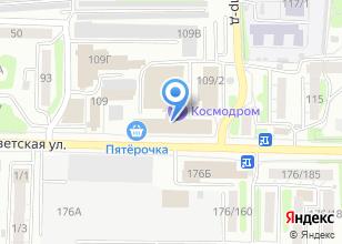 Компания «АумаПриводСервис» на карте