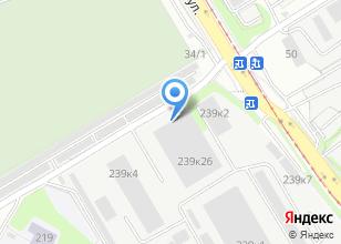 Компания «ИРМЕТ» на карте