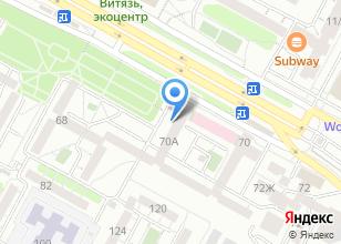 Компания «ГородИнструмента38.ру» на карте