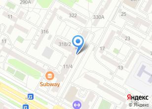 Компания «Веир Минералз» на карте