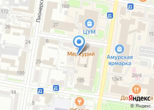 Компания «CMYK» на карте