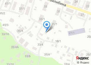 Компания «Альтэк» на карте