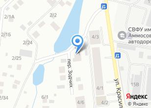 Компания «Газэкспертсервис» на карте
