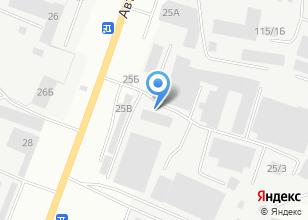 Компания «СахаЭнергомашстрой» на карте