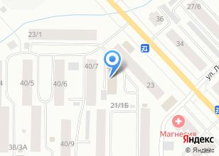 Компания «Якутский республиканский психоневрологический диспансер» на карте