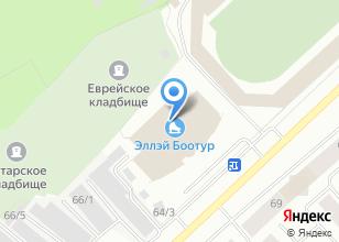 Компания «Бильярдист» на карте