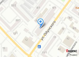 Компания «Sinomart» на карте