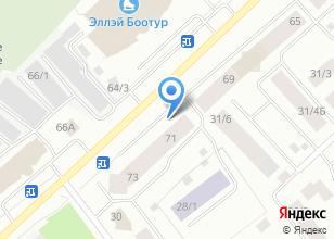 Компания «Местный продукт» на карте