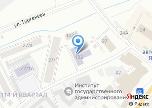 Компания «Межрайонный центр здоровья» на карте