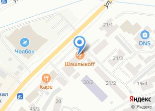 Компания «Сахагеокадастр» на карте