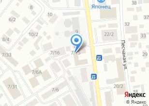 Компания «Саха смета» на карте