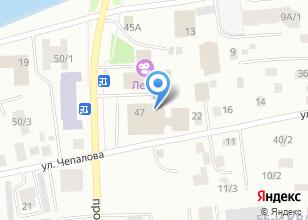 Компания «Европа Клуб» на карте