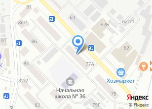 Компания «Книжный маркет» на карте