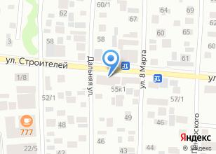 Компания «Киви» на карте