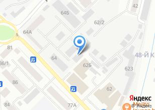 Компания «Ваша Клиника» на карте