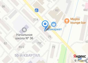 Компания «НС-Безопасность» на карте