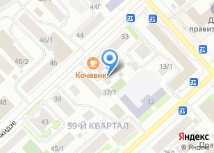 Компания «РБС» на карте