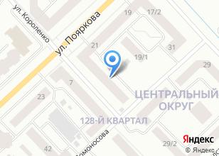 Компания «ЭлитПроект» на карте